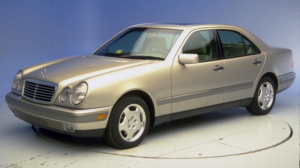 medium resolution of 1997 mercedes benz e class 4 door sedan