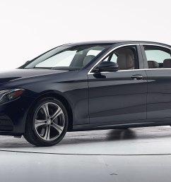 2018 mercedes benz e class 4 door sedan [ 1920 x 1080 Pixel ]