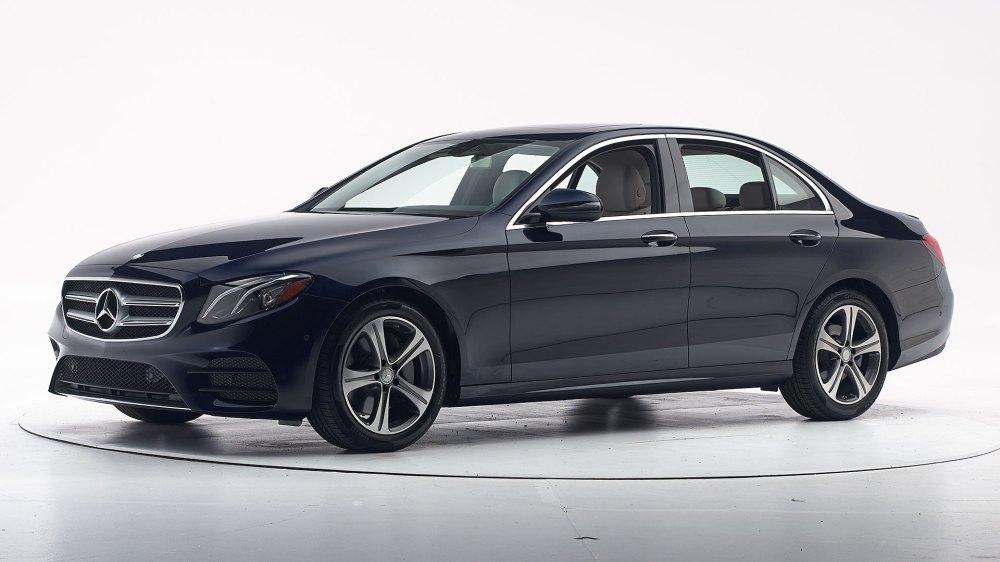medium resolution of 2018 mercedes benz e class 4 door sedan