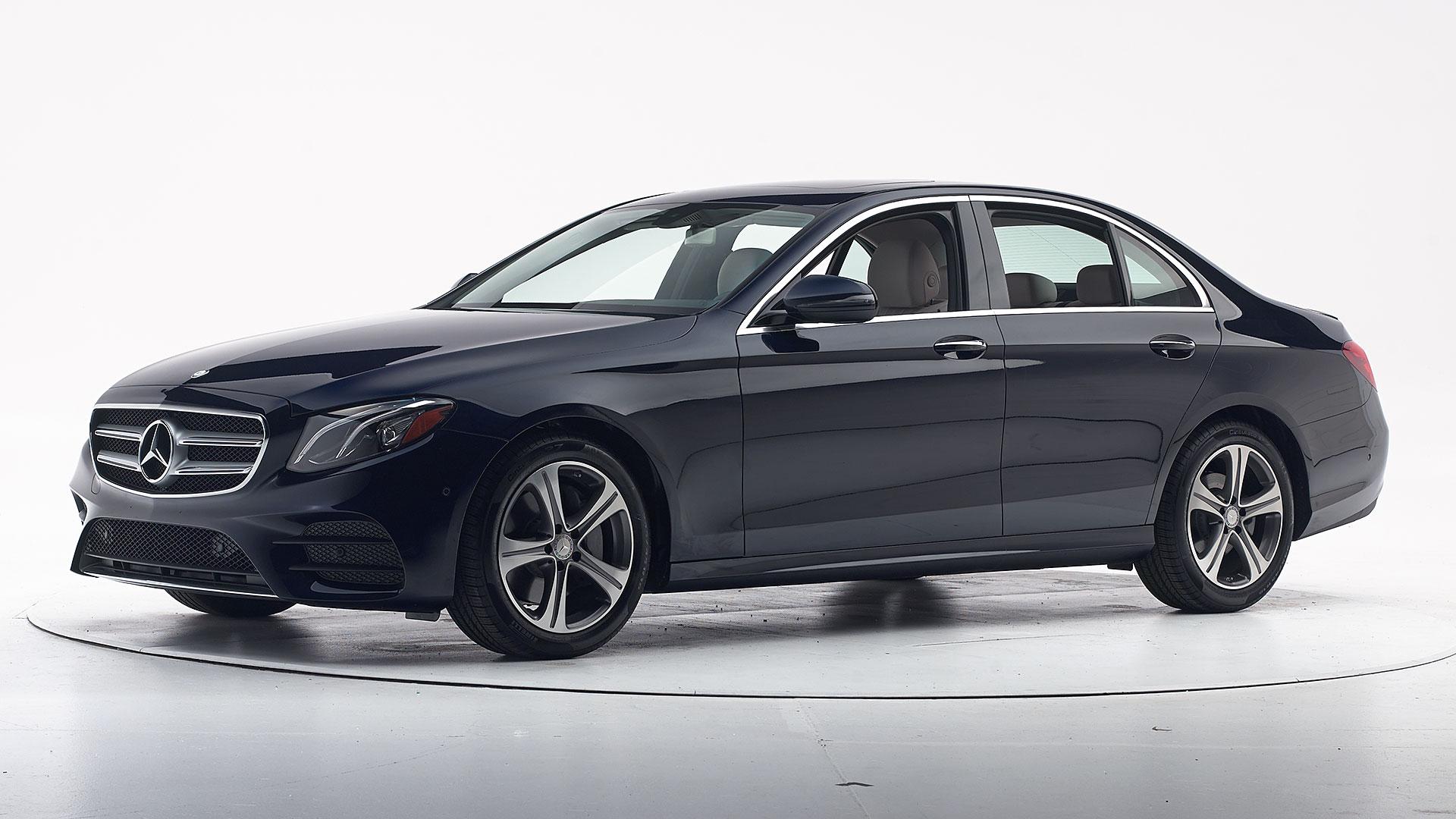 hight resolution of 2018 mercedes benz e class 4 door sedan