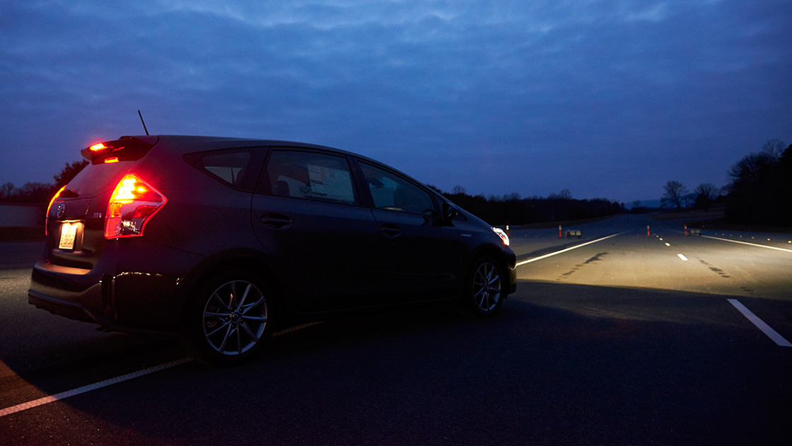 New IIHS ratings show most headlights are lacking
