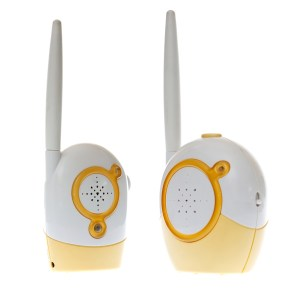 Baby Monitors as Spy Equipment? Don't Laugh, It's True