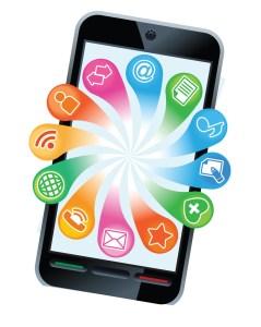 TELEPHONE-MEDIA.Social-Media.The development of global communica