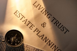 living trust missing heirs
