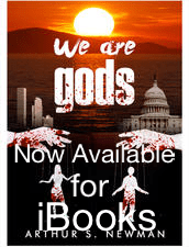 We Are gods now availabel for iBooks