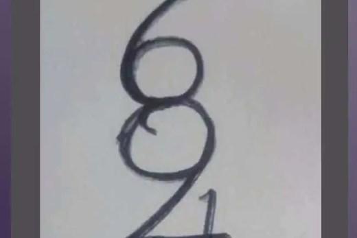 ile widzisz cyfr