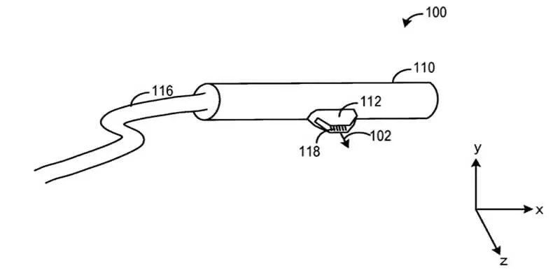 Future Surface Device shown by Microsoft's recent patent