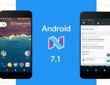 Répartition des versions d'android : le succès d'Android 7 Nougat