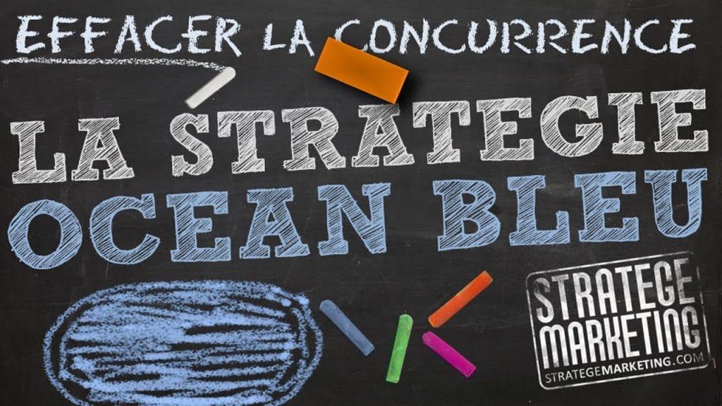 stratégie ocean bleu