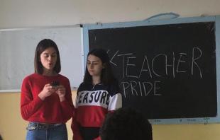 #teacher pride al Telesi@