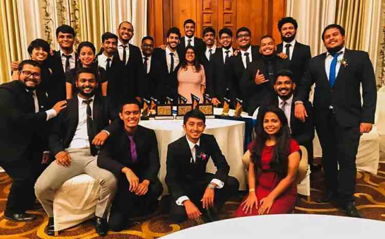 The Rotaract Club of IIT Won 12 Glorious Awards