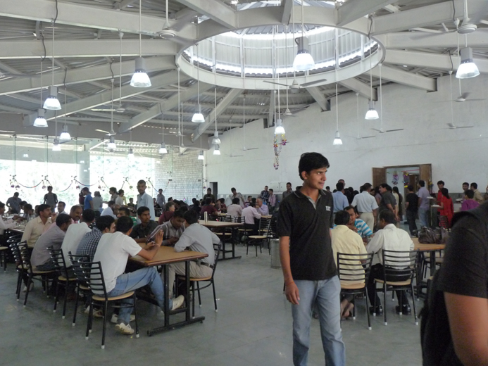 BTech IInd year students shift to Kamand campus