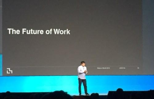 IIUG The Future of Work
