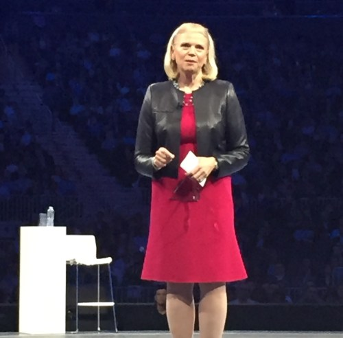 Ginni Rometty, IBM's CEO