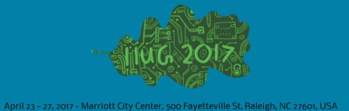 iiug2017 conference banner
