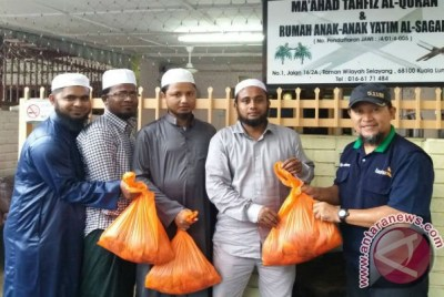 IISM Secondary – IISM(S) has distributed Qurban meat to the Rohingya community in Kuala Lumpur