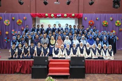 Setiabudi Primary – Majlis Anugerah Kecemerlangan Kokurikulum(MAKO)