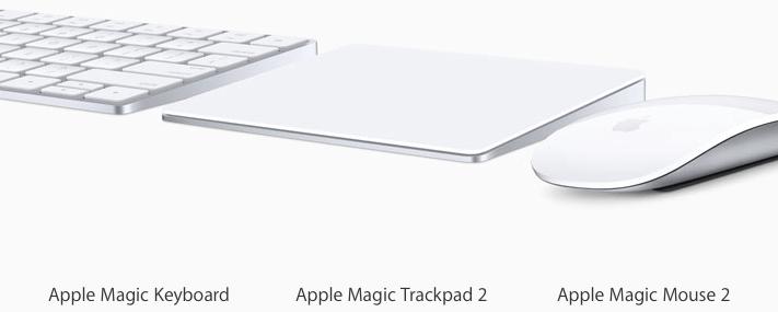 Novità Apple arrivano Magic Keyboard, Magic Mouse 2 e