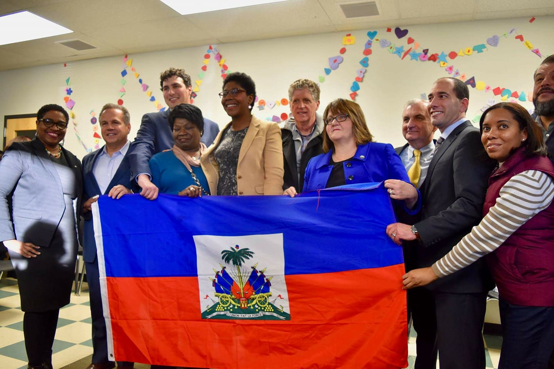 let s celebrate haitian