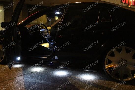 Acura TL VIP LED Puddle Spot Lights 4