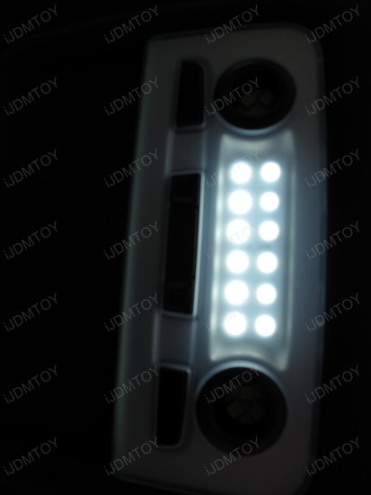 BMW 135i LED Interior Kit 5