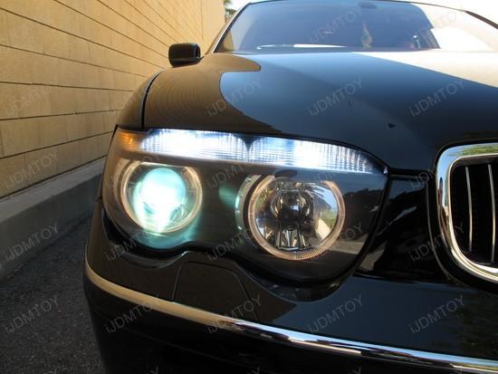 BMW 745Li Error Free 3156 LED Bulbs 2