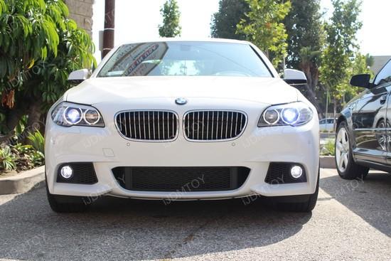 BMW 535i H11 CREE LED Fog Lights 1