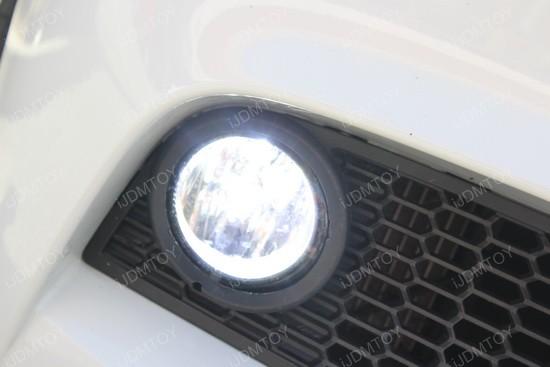 BMW 535i H11 CREE LED Fog Lights 2