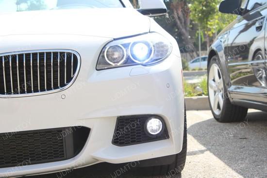 BMW 535i H11 CREE LED Fog Lights 3