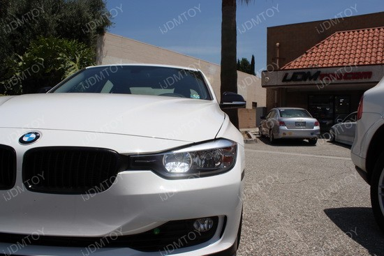 BMW F30 335i LED Daytime DRL Light Bulbs 6