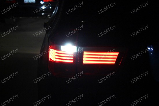 BMW X5 921 LED Reverse Light Bulbs 2
