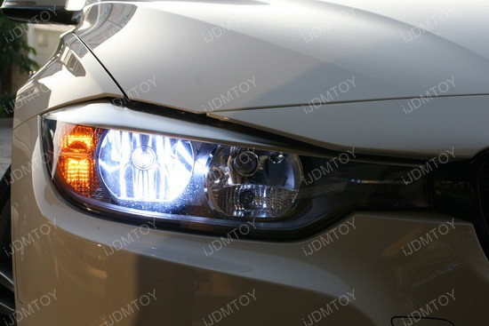 BMW F30 headlights 02