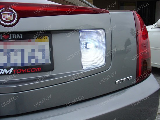 Cadillac CTS 3156 LED Backup Reverse Lights 2