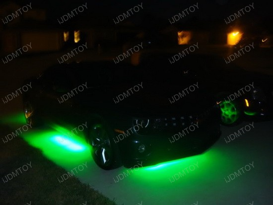 2010 - chevy - camaro - rs - led - underbody - kit - 1