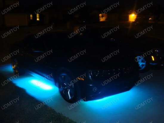 2010 - chevy - camaro - rs - led - underbody - kit - 2