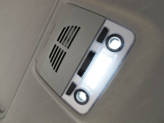 Exact Fit LED Interior Lights 1