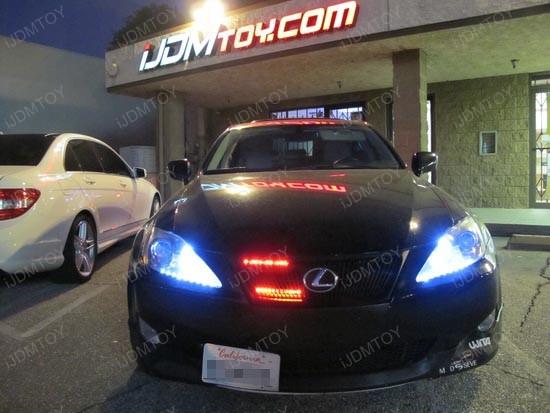 LED Knight Rider Lights 4