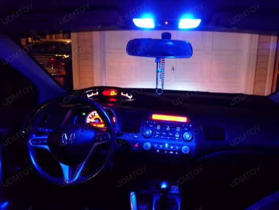 2008 honda civic interior lights. Black Bedroom Furniture Sets. Home Design Ideas