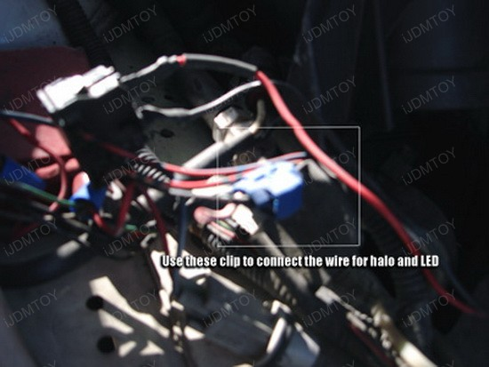 2016 ford f150 headlight wiring diagram 2001 saturn sl2 general installation guide to install aftermarket projector headlights halo 5