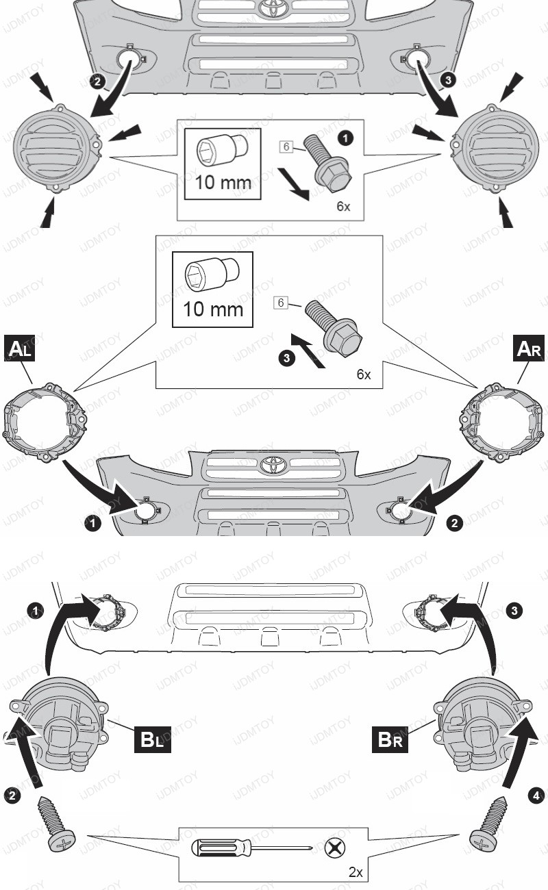 lexus fog lights wiring diagram detailed schematics diagram rh  keyplusrubber com Dodge Fog Light Wiring Harness Fog Light Switch Wiring
