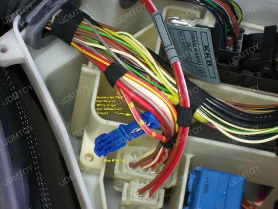 Bmw Angel Eye Wiring Diagram On Bmw E46 Headlight Wiring Diagram