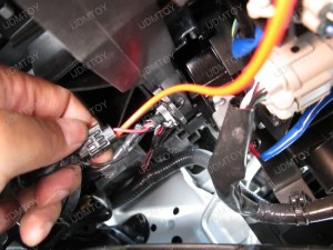 Installation Guide for Nissan 370Z LED DRL Enable Kit