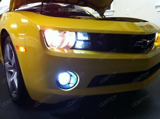 Chevy Camaro Switchback 3157 LED Turn Signal Light Bulbs 2