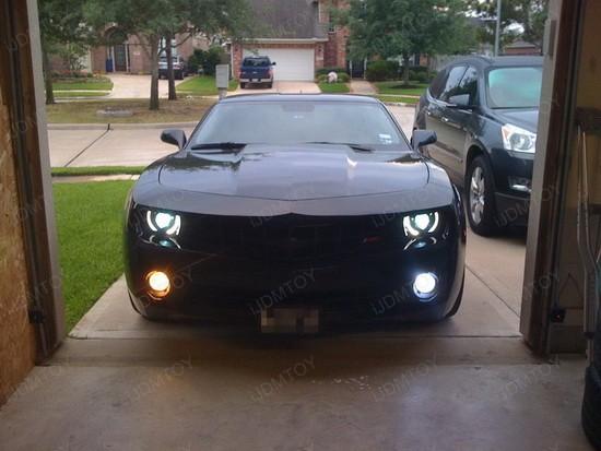 Chevy Camaro P13W LED Fog Lights 2
