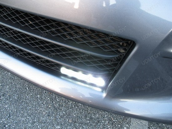 Infiniti G37 Sedan LED DRL Driving Lamps 4