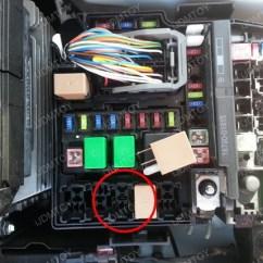 5 Pin Relay Wiring Diagram Fog Lights Mono Pump Kspeed Kia Optima K5 Glow Stick Oem Fit Led Daytime Running