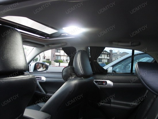 Lexus CT200h Complete LED Interior Package 1