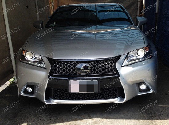 Lexus GS350 H11 LED Fog Lights 1