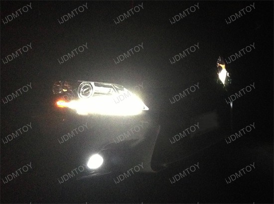Lexus GS350 H11 LED Fog Lights 2