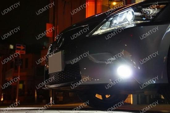 Toyota Lexus CREE LED Fog DRL 22